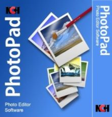 NCH PhotoPad Image Editor Professional