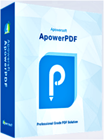 Apowersoft ApowerPDF 4.2.0.418 Full Crack [Latest]