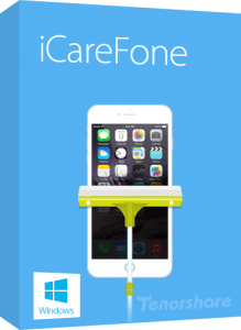 Tenorshare iCareFone 5.0.1.9 Full (Serial Key) Win/Mac[Latest]