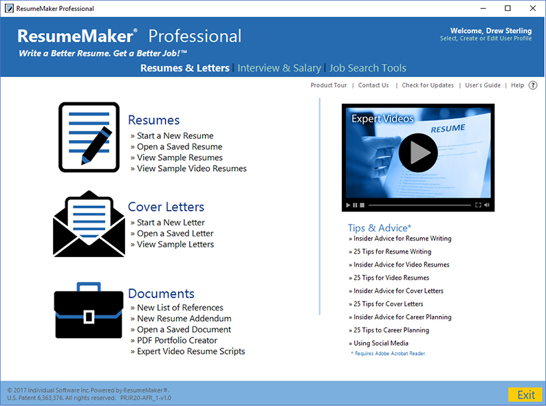 Resume Builder Pro Download Professional Resume Builder