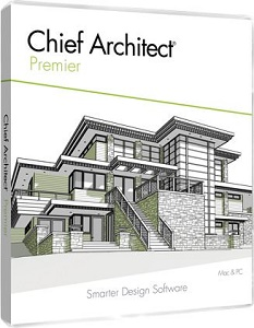 Chief Architect Premier X10 20.2.3.3 + Crack + MAC[Latest]