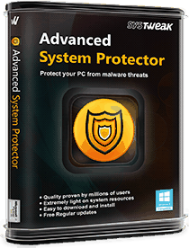 Protect Your System Files With System Protector