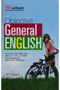 Objective General English By SP Bakshi PDF Download