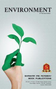 Shankar IAS Environment PDF - 6th, 7th & 8th Edition Download
