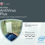 McAfee Antivirus Plus 2015