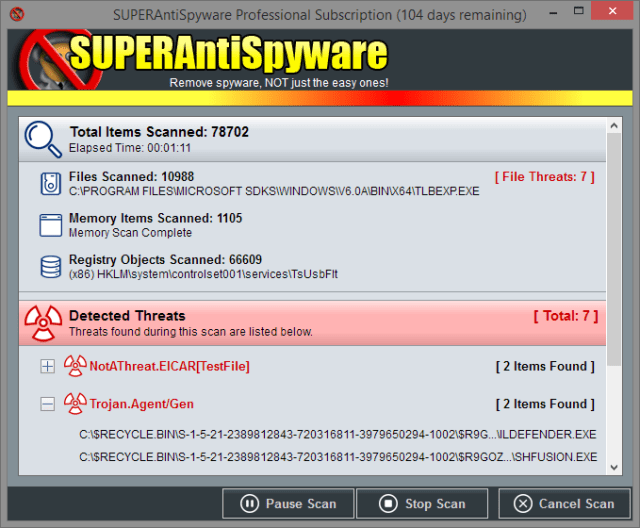 SuperAntiSpyware 6.0.1204 Download Full Version Free