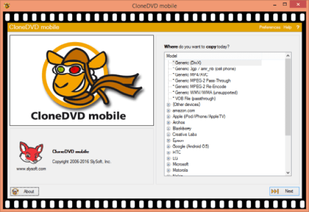 CloneDVD Mobile 1.9.2.0 Crack [ Final + Portable ] Free Download