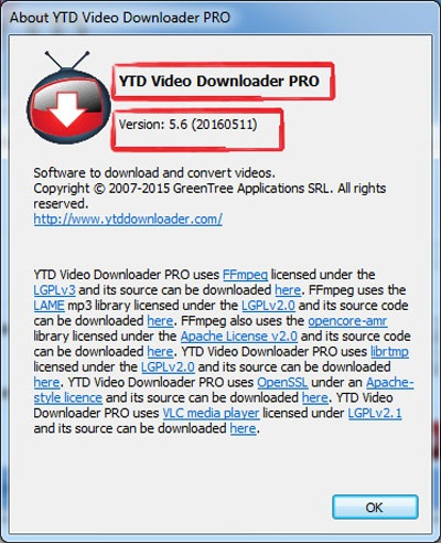 YTD Video Downloader 5.6 Pro Crack free (1)