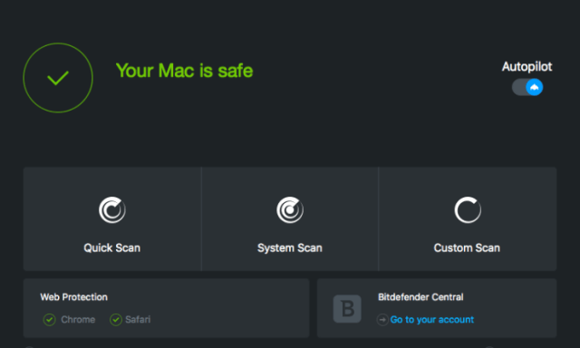 Bitdefender 2017 for Mac Crack Torrent 2