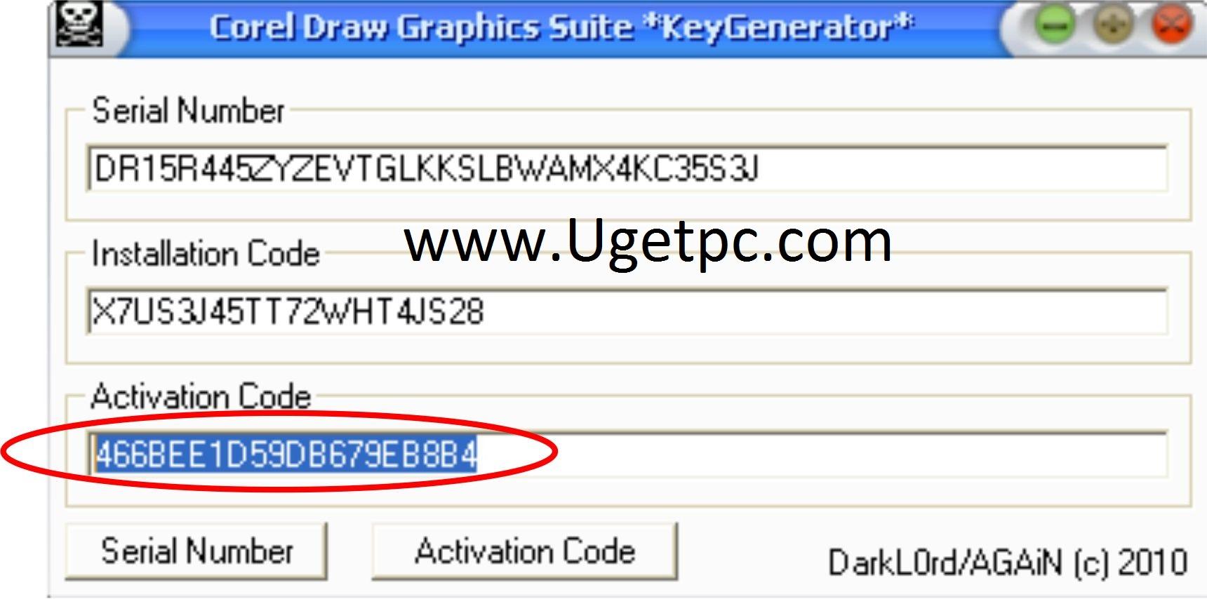 coreldraw graphics suite x5 activation code keygen crack