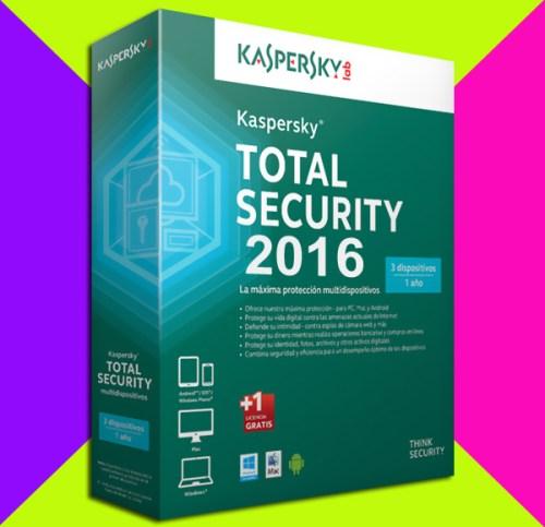 Kaspersky Total Security 2016 Key