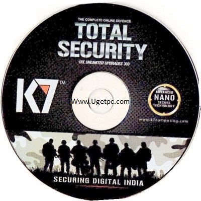 K7 Total Security-ugetpc
