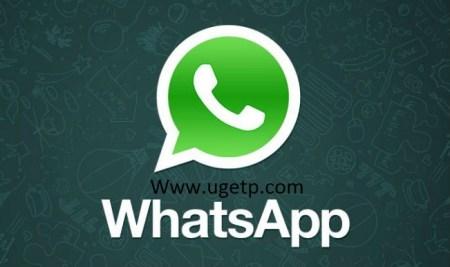 WhatsApp Messenger-ugetpc