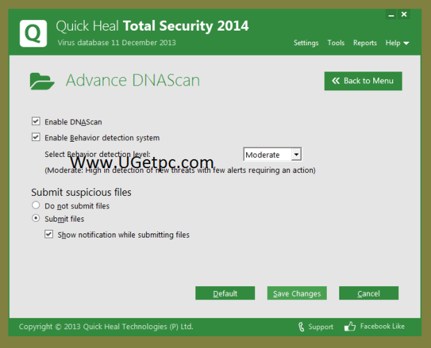 quick heal antivirus update patch free download