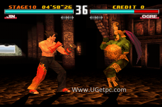 Tekken 3 Game Download-pic-CrackSoftPC