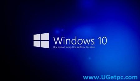 Windows 10 Pro -imgo-UGetpc
