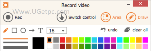 IceCream-Screen-Recorder-video-UGetpc