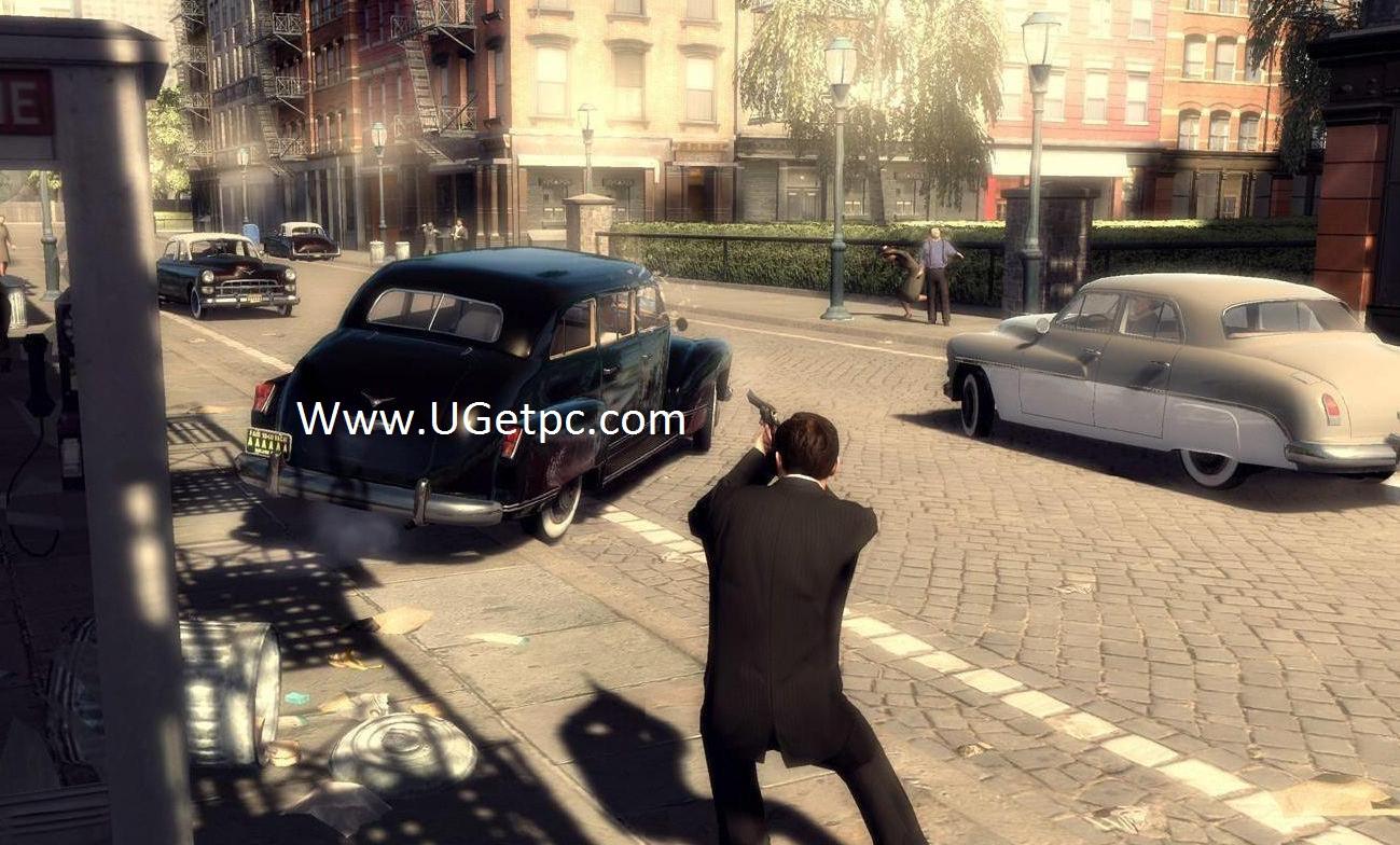 mafia 2 pc game cracked