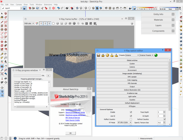 Vray-2-0-For-SketchUp-code-CrackSoftPc