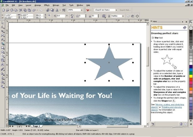 Corel Draw 13 Free Download Full Version With Crack For Windows 7