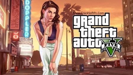 Grand Theft Auto 5 PC-Cover-CrackSoftPc