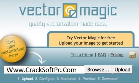 Vector Magic Desktop-crack-Cover-CrackSoftPc