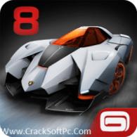Asphalt 8 Airborne Apk v2.6.0m Free Download !