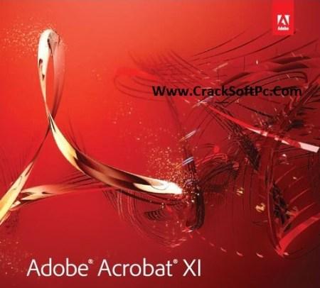 Adobe Acrobat XI Pro Crack-cover-cracksoftpc