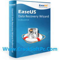 EaseUS Data Recovery Wizard v10.8.1 Crack Free Download ! [LATEST]