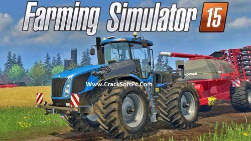 Farming Simulator 2015 download-Cover-CrackSoftPc