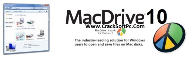 Macdrive Pro 10 Crack With Keygen [2020] Full Free Download [Latest]