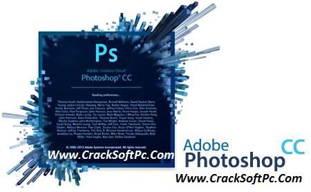 Adobe Photoshop CC Crack 2017 Cover-CrackSoftPC