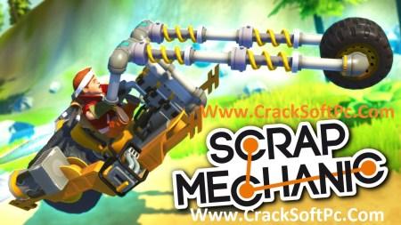 Scrap Mechanic Free Download Cover-CrackSoftPc