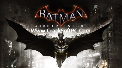 Batman Arkham Knight Game Download Cover-CrackSoftPC