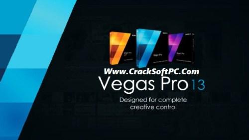 Sony Vegas Pro 13 Free Download-Cover-CrackSoftPC