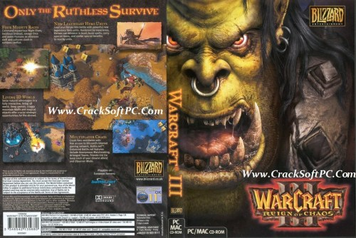 Warcraft 3 Torrent Download-Cover-CrackSoftPC