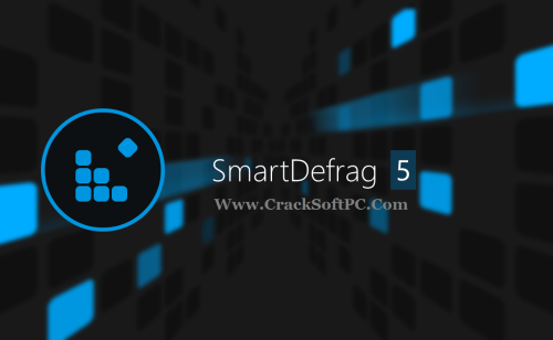 IObit Smart Defrag 5 Serial Key-Cover-CrackSoftPC