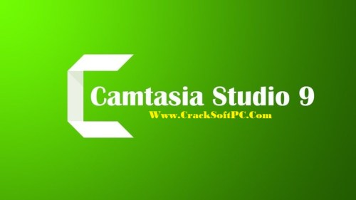 Camtasia Studio 9 Key 2018 Crack-Cover-CrackSoftPC