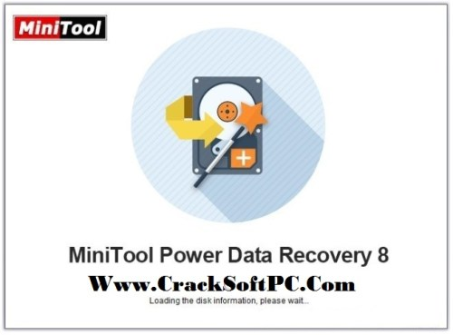 MiniTool Power Data Recovery 8.0 Crack-Cover-CrackSoftPC