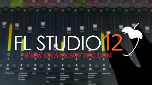 FL Studio 12.5.1.165 Crack-Cover-CrackSoftpC