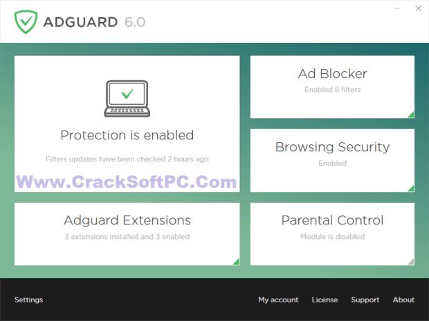 Adguard 6.2.4 Crack