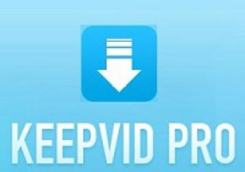 KeepVid Pro 2017