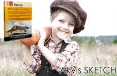 AKVIS Sketch 24.0.3485 Crack Download HERE !