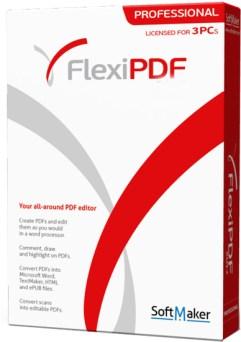 SoftMaker FlexiPDF