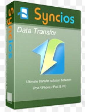 Anvsoft SynciOS Data Transfer windows