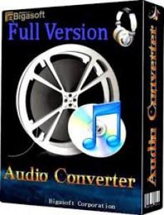 Bigasoft Audio Converter windows