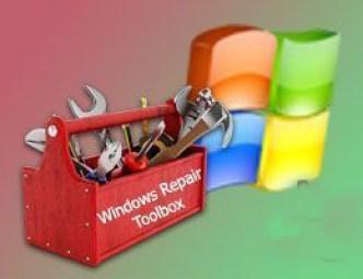 Windows Repair Toolbox windows
