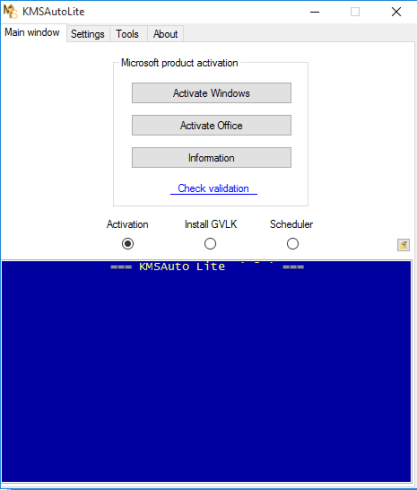 Activate windows 10 kmsauto | KMSAuto Net 2019 V1 4 9