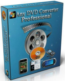 Any DVD Converter Professional windows