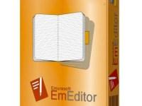 EmEditor Professional 20.4.5 Crack Download HERE !